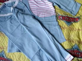 Пижама для беременных и кормящих мам новая р. Есть