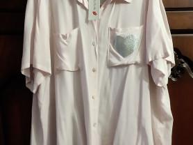 Модная рубашка Gayman Lu Di Ni Турция  размер 56