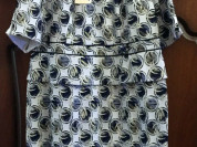 Новое элегантное платье с баской Maral Польша 54р