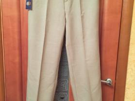 Летние новые брюки р. 52 рост 176 182