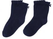 Комплект темно-синих носочков Gymboree