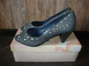 Фирменные женские туфли MONARCH ( Бразилия) 38р.