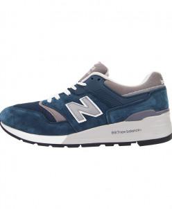 Кроссовки New Balance 997 Blue