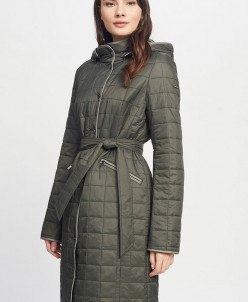 Пальто пух новая зима 2020