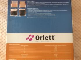 Ортопедический пояснично-крестцовый корсет Orlett