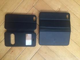 Продам чехол на iPhon 5/5s кожаные