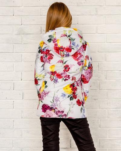 "Демисезонная куртка для девочки ""VKD-20"""