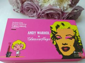Подарочный набор косметики для губ от Glamourflage