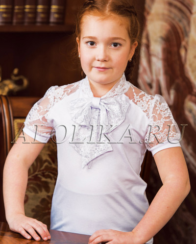 Трикотажная блузка И*рма 2017