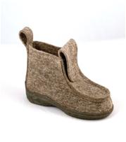 Валяная обувь «Городские»  КП 1