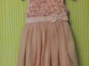 Нарядное платье Mothercare р. 3-4
