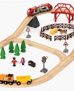 Железная дорога в сельской местности BRIO (БРИО) 33916