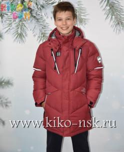 Куртка для мальчика-подростка зимняя