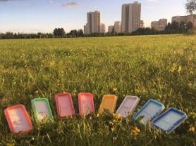 Бамперы в ассортименте для iPhone 5/5S/SE