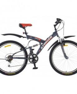 Велосипед 26 Stinger Banzay SX 100 18 ск. 2 ам.