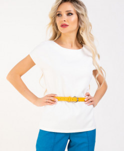 Блуза 185/3, белый