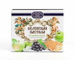 Пастила Белевская «С черной смородиной» без сахара