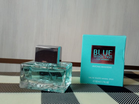 Antonio Banderas Blue Seduction Woman, edt 50 ml