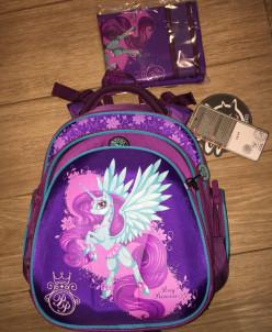 новый рюкзак Hummingbird