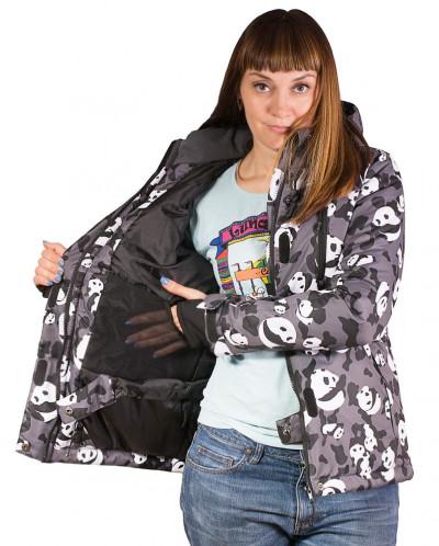 Горнолыжная куртка Панда-1