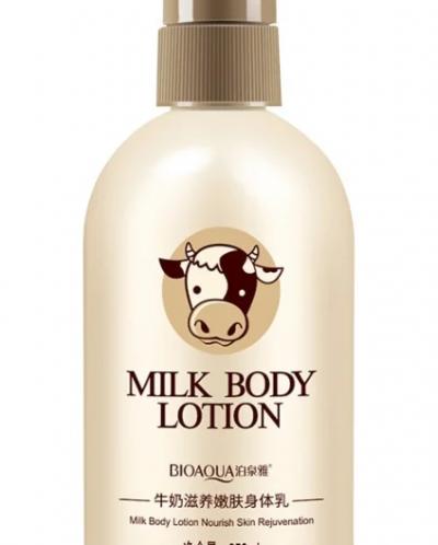 Лосьон увлажняющий для тела с протеинами молока, 250 г