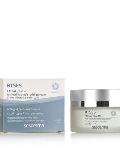 BTSeS - Увлажняющий крем против морщин, 50 мл