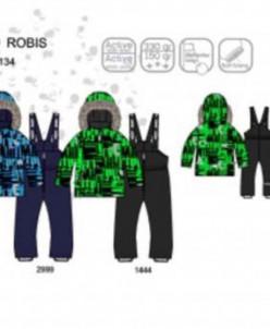 Ленне Зимний Комплект для мальчиков Robis