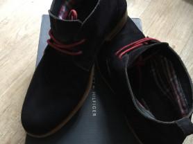 ботинки мужские Tommy Hilfiger 41 размер