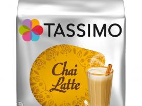 Tassimo Chai Latte (чай латте) в капсулах