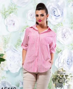 Рубашка в полоску - 15419