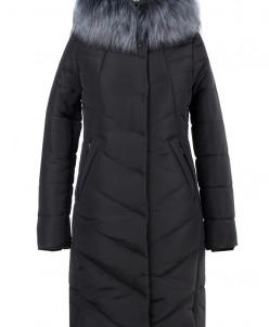 Куртка зимняя (Синтепон 300) Плащевка Темно-коричневка