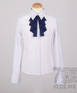 Блузка для девочки рукав длинный. Скидки!