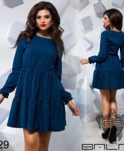 Платье с пышной юбкой - 16029