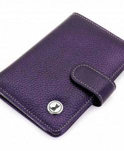 Маленький женский кожаный кошелек Sergio Valentini СВ 8140-0