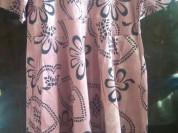 Новое платье бохо, хлопок, Индия