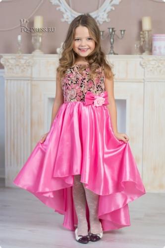 5dd066cbbd498a4 Платье нарядное для девочки