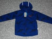 Новая утепленная куртка Lassie, 122-128 см