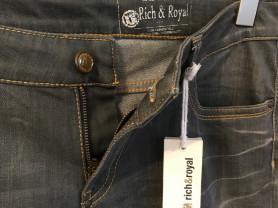Джинсы женские Rich&Royal