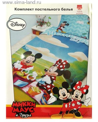 Постельное белье 1,5сп Disney