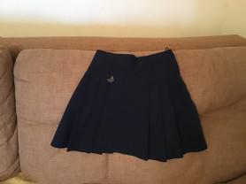 Темно-синяя юбка Olmi h 32
