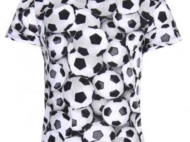 Футболка с коротким рукавом Ivashka, 122-128 см