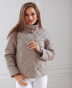 Куртка женская демисезонная 22300 (какао)