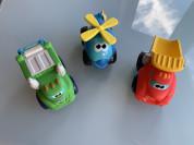 Машинки и Вертолет Hasbro Tonka Оригинал