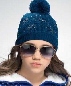 шапка для девочек (р.48-54)