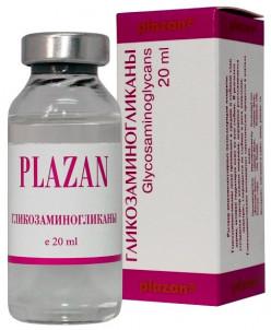 Гликозамингликаны сыворотка Plazan