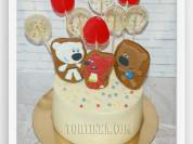 Домашние торты и десерты для праздника