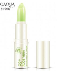 Увлажняющий бальзам для губ Aloe Vera 92%
