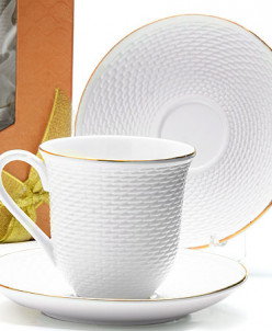 25775 Чайный набор 8пр 240мл фарфор LR (х16)