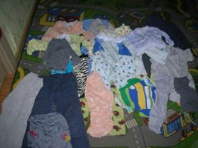 Детские вещи на мальчика (от 62 до 116) 2 пакета