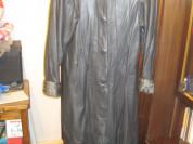 Кожаное пальто 48